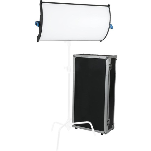 FotodioX Pro FACTOR Radius3 3x2' Curved Bi-Color Dimmable LED Studio Light