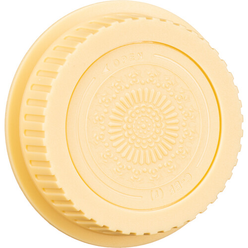 FotodioX Designer Body Cap for Canon EOS EF & EF-S Mount Camera (Gold)