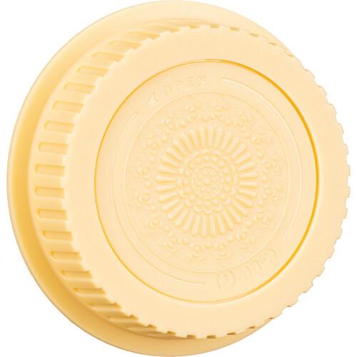 FotodioX Designer Rear Lens Cap for Canon EOS EF & EF-S-Mount Lenses (Gold)