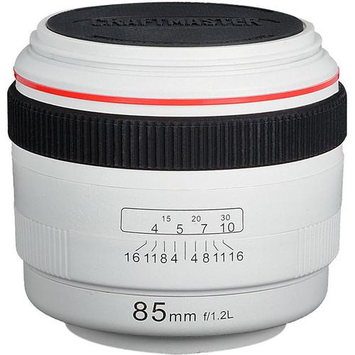 FotodioX LenzCoaster Lens Replica Coaster Set (White and Black)
