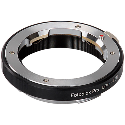 FotodioX Leica M Lens to Leica L-Mount Camera Pro Adapter