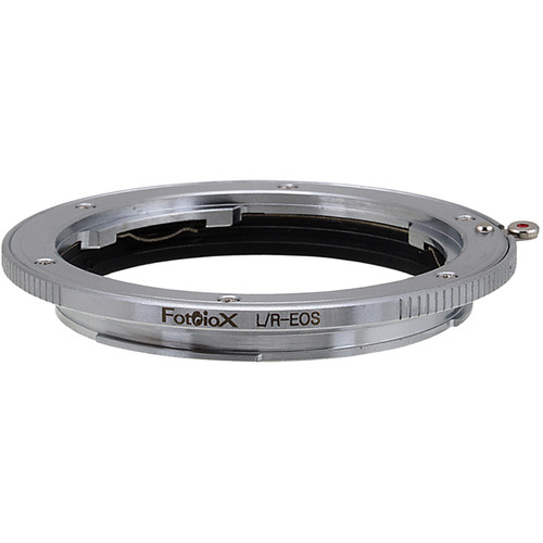 FotodioX Mount Adapter for Leica R-Mount Lens to Canon EOS Camera