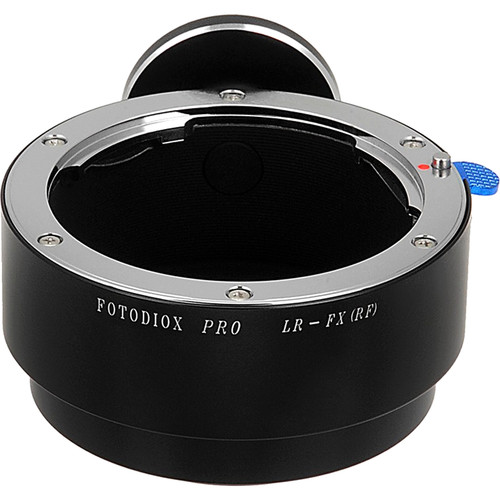 FotodioX Pro Lens Mount Adapter for Leica R-Mount Lens to Fujifilm X-Mount Camera