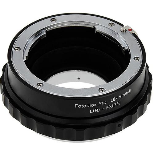 FotodioX Leica R Lens to FUJIFILM X-Mount DLX Stretch Adapter