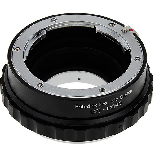 FotodioX Leica R Lens to Fujifilm X-Mount DLX Stretch Adapter
