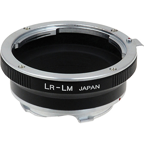FotodioX Leica R Pro Lens Adapter for Leica M-Mount Cameras
