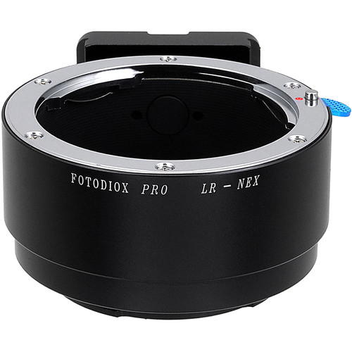 FotodioX Leica R Lens to Sony E-Mount Camera Pro Lens Mount Adapter