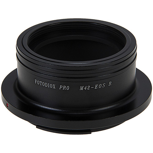 FotodioX M42 Lens to Canon RF-Mount Camera Pro Lens Adapter