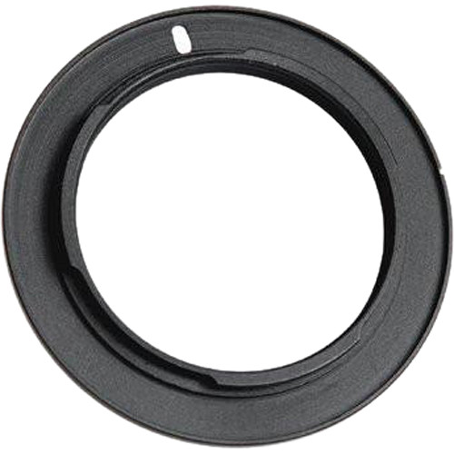FotodioX Mount Adapter for M42 Type 1 Lens to Nikon F-Mount Camera