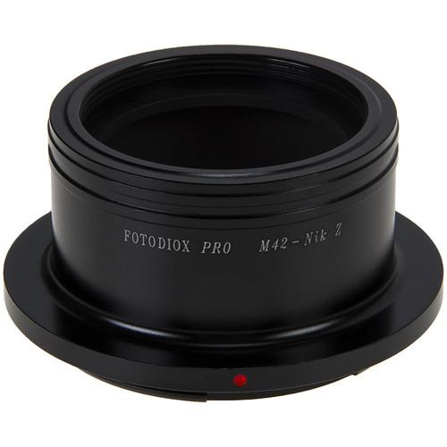 FotodioX M42 Lens to Nikon Z-Mount Camera Pro Lens Adapter