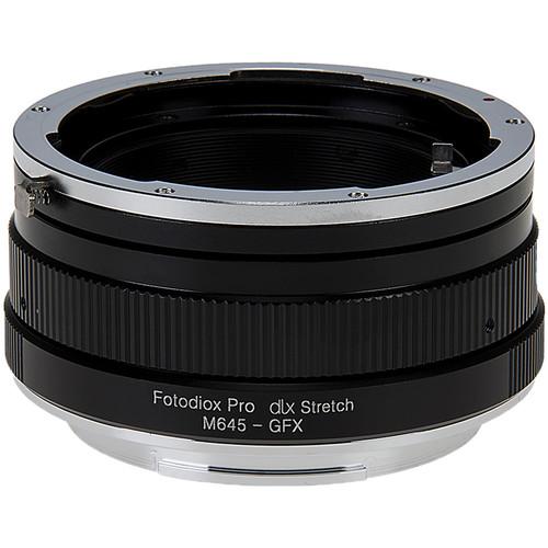 FotodioX Mamiya 645 Lens to FUJIFILM G-Mount GFX DLX Stretch Adapter