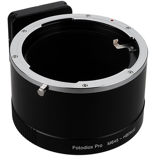 FotodioX Mamiya 645 Lens to Hasselblad XCD-Mount Camera Adapter