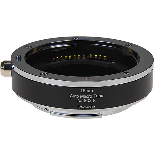 FotodioX 15mm Pro Automatic Macro Extension Tube for Canon RF-Mount