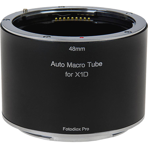 FotodioX 48mm Pro Automatic Macro Extension Tube for Hasselblad X-Mount Cameras