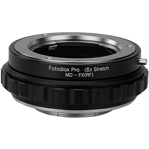 FotodioX Minolta SR/MD/MC Lens to Fujifilm X-Mount DLX Stretch Adapter
