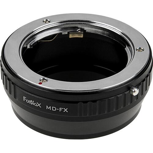 FotodioX Mount Adapter for Minolta SR/MD/MC-Mount Lens to Fujifilm X-Mount Camera