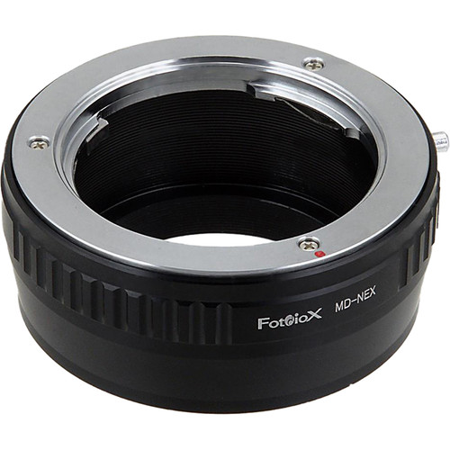FotodioX Mount Adapter for Minolta SR/MD/MC-Mount Lens to Sony E-Mount Camera