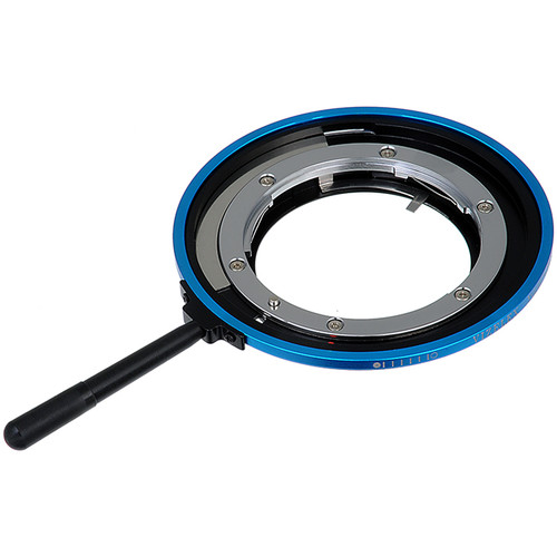 FotodioX Pro Cine Lens Mount Adapter for Nikon G-Type F-Mount Lens to Canon EOS Camera