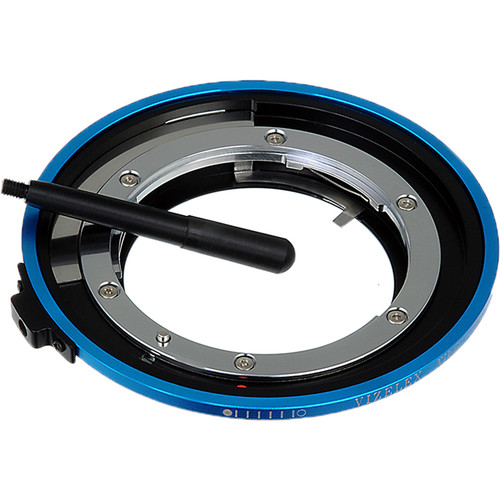 FotodioX Pro Lens Mount Cine Adapter Compatible with Nikkor F Mount G-Type Lens to Canon EF and EF-S Mounts