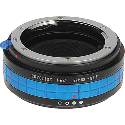 FotodioX Nikon G Pro Lens Adapter for Micro Four Thirds Cameras