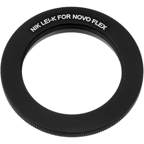 FotodioX Mount Adapter for Novoflex Rifle Lens to Nikon F-Mount Camera