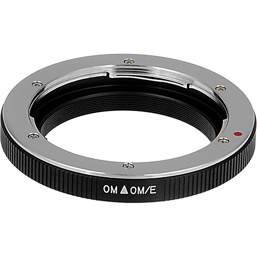 FotodioX Olympus OM Pro Lens Adapter for Olympus Four Thirds Cameras