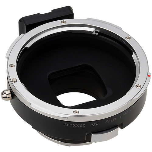FotodioX Pro Shift Mount Adapter for Pentax 67 Lens to Canon EOS Camera