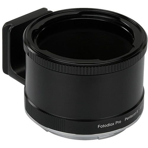 FotodioX Pentacon 6 Lens to Fujifilm G-Mount Camera Pro Lens Mount Adapter