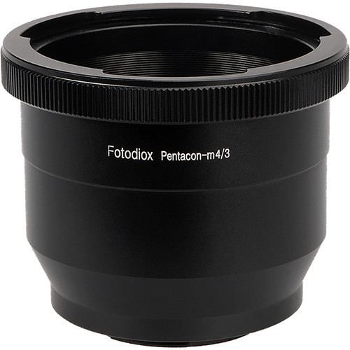 FotodioX Pentacon 6 Lens to Micro Four Thirds-Mount Camera Adapter