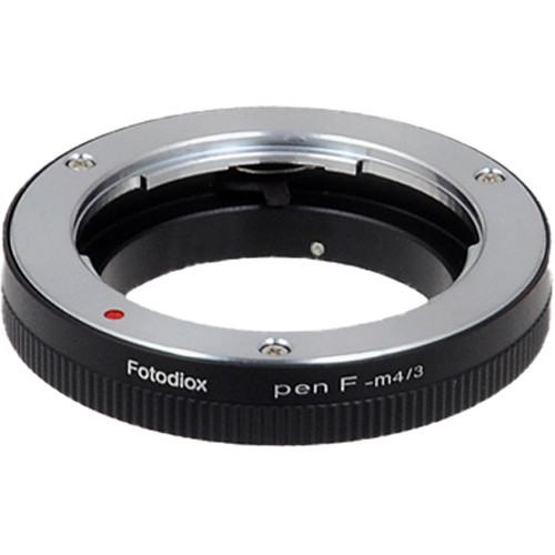 FotodioX Mount Adapter for Olympus Pen F Lens to Micro Four Thirds Camera