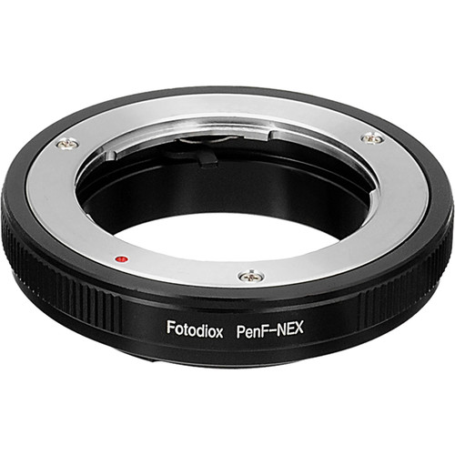 FotodioX Mount Adapter for Olympus Pen F Lens to Sony E-Mount Camera