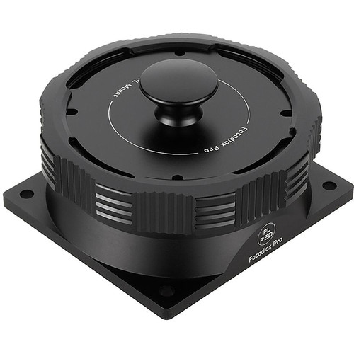 FotodioX Pro Lens Mount Adapter for ARRI PL (Positive Lock) Mount Lenses to RED Digital Cinema Camera Bodies