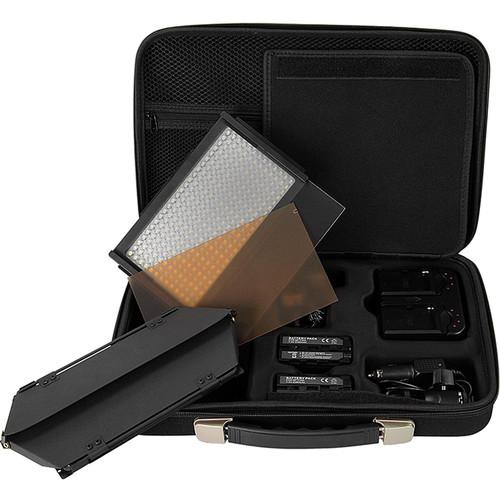 FotodioX Pro LED-312D Daylight Photo Video Light Kit