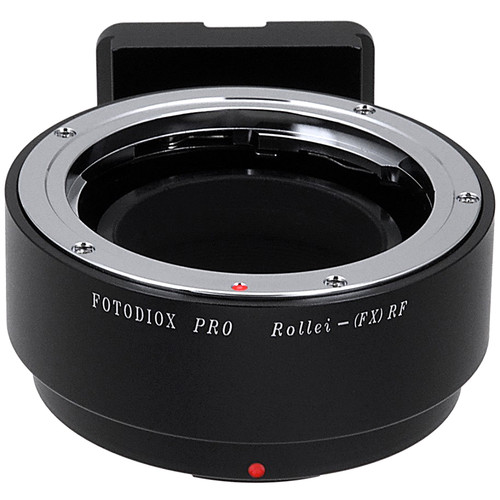 FotodioX Pro Lens Mount Adapter for Rolleiflex SL35-Mount Lens to Fujifilm X-Mount Camera