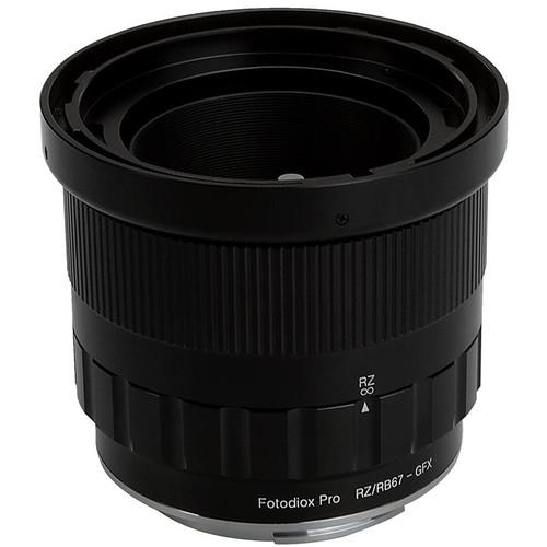 FotodioX Mamiya RB/RZ67 Lens to Fujifilm G-Mount Camera Pro Lens Mount Adapter