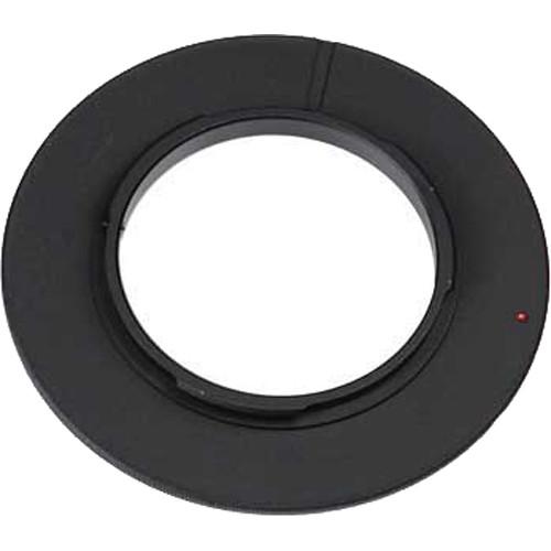 FotodioX 67mm Reverse Mount Macro Adapter Ring for Nikon F-Mount Cameras