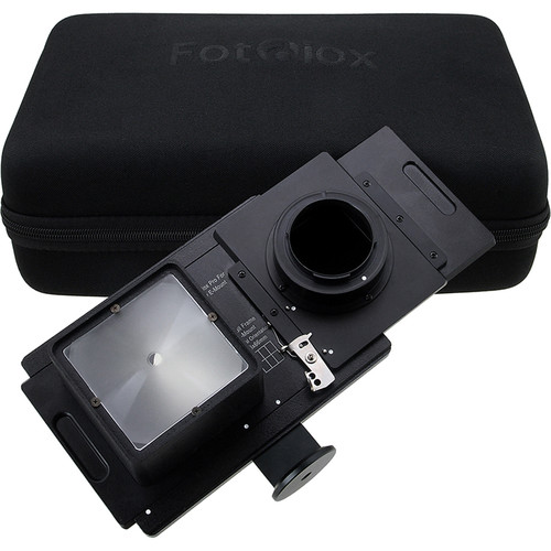 FotodioX Vizelex RhinoCam System with Mamiya 645 Lens Mount for Sony E-Mount Cameras
