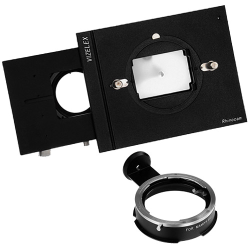 FotodioX Vizelex RhinoCam System with Mamiya 645 Lens Mount for Sony E-Mount Cameras (APS-C)