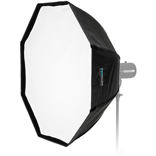 "FotodioX EZ-Pro Octagon Softbox with Balcar, Alien Bees, Einstein, White Lightning, and Flashpoint I Speed Ring (36"")"
