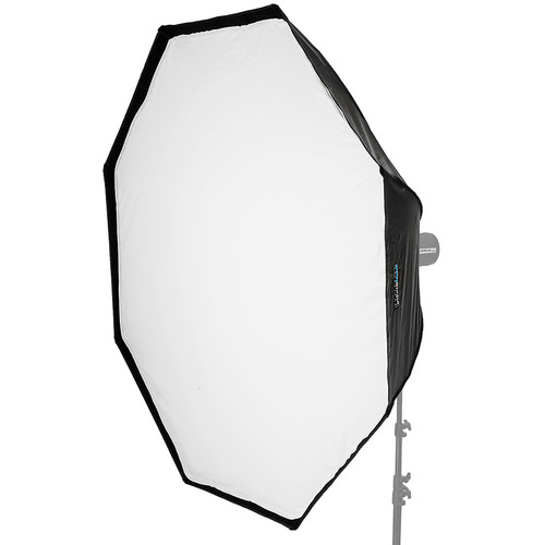 """FotodioX EZ-Pro Octagon Softbox with Speedotron Black and Brown Line Speed Ring (60"""")"""