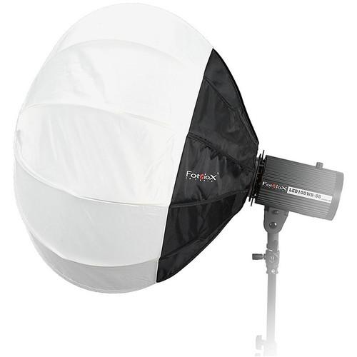 """FotodioX Lantern Globe Softbox (32"""", Calumet Genesis Speed Ring)"""