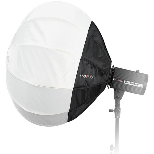 "FotodioX Lantern Globe Softbox (32"", Quantum Qflash Speed Ring)"