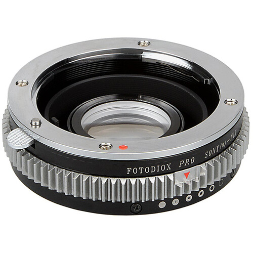FotodioX Pro Lens Mount Adapter for Sony A Lens to Nikon F Mount Camera