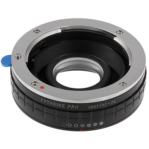 FotodioX Pro Lens Mount Adapter for Sony A Lens to Pentax K Mount Camera