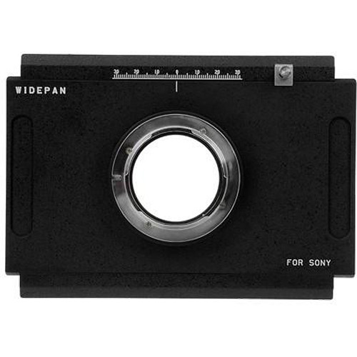 """FotodioX Pro Sony A-Mount to Large Format 4 x 5"""" View Camera Adapter"""