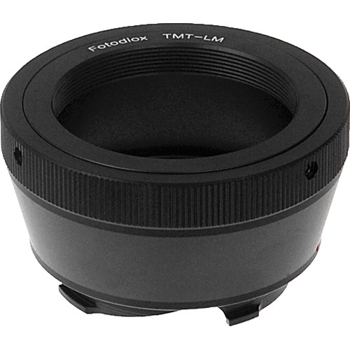 FotodioX T-Mount Pro Lens Adapter with Built-In Iris Control for Leica M-Mount Cameras