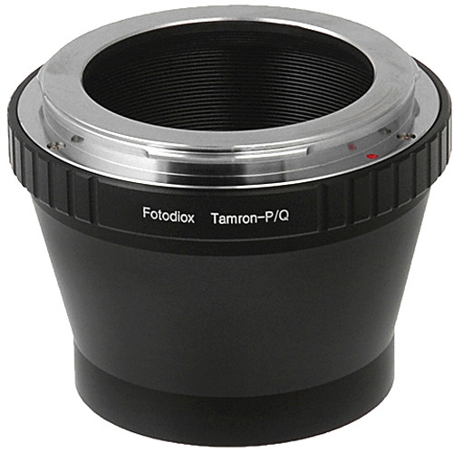 FotodioX Adapter for Tamron Adaptall Lenses to Pentax Q Mount Mirrorless Cameras