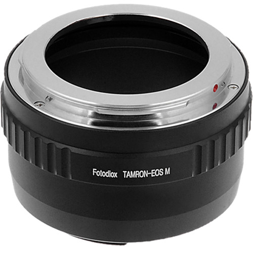 FotodioX Mount Adapter for Tamron Adaptall Lens to Canon EOS M Camera