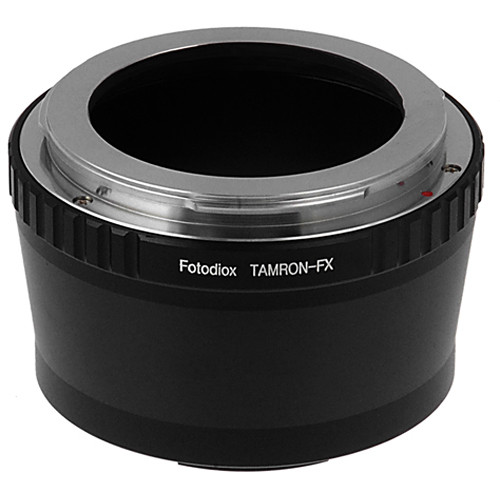 FotodioX Mount Adapter for Tamron Adaptall Lens to Fujifilm X Camera
