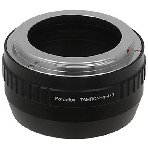 FotodioX Mount Adapter for Tamron Adaptall Lens to Micro Four Thirds Camera